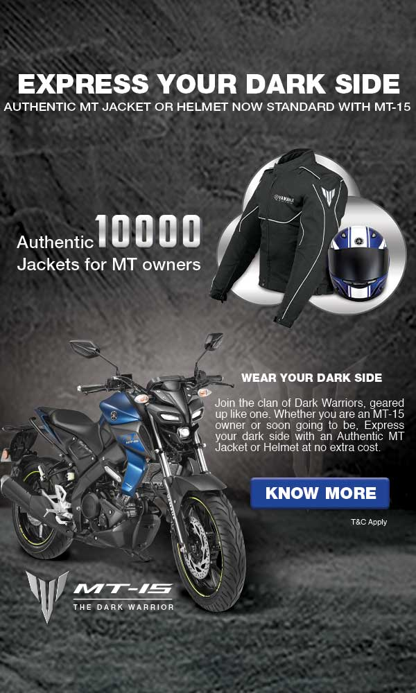 Yamaha Motor India - Official Site | India Yamaha Motor
