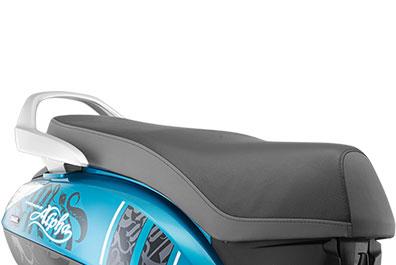 Yamaha Alpha - Seat