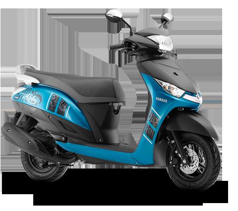 Yamaha Scooter Dealer
