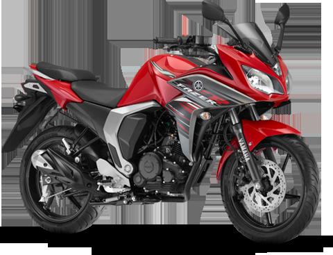 Yamaha Fazer FI V 2.0 150cc Tourer Bikes Images, Colors ... Yamaha Fazer 150cc Red