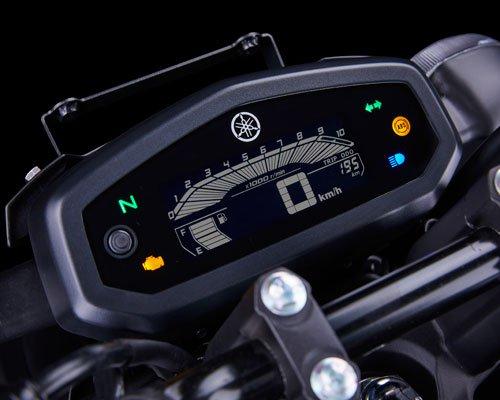 Yamaha FZ-FI LCD Meter