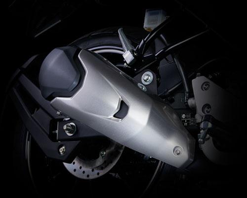 Yamaha FZ-FI Midship Muffler