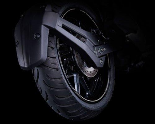 Yamaha FZ-FI Wide Tubeless Radials