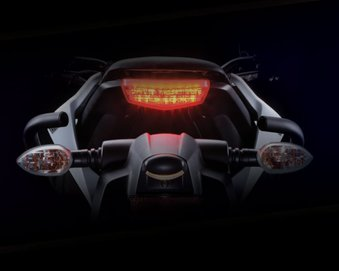 Yamaha  MT 15 tail light