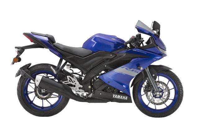 yamaha yzf r15 v3 sports bike mileage specification
