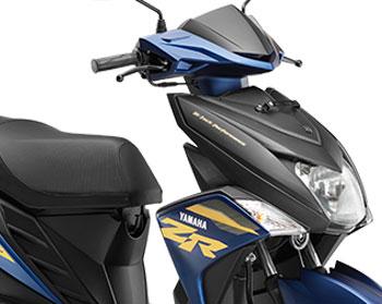 Yamaha Ray-ZR Scooter