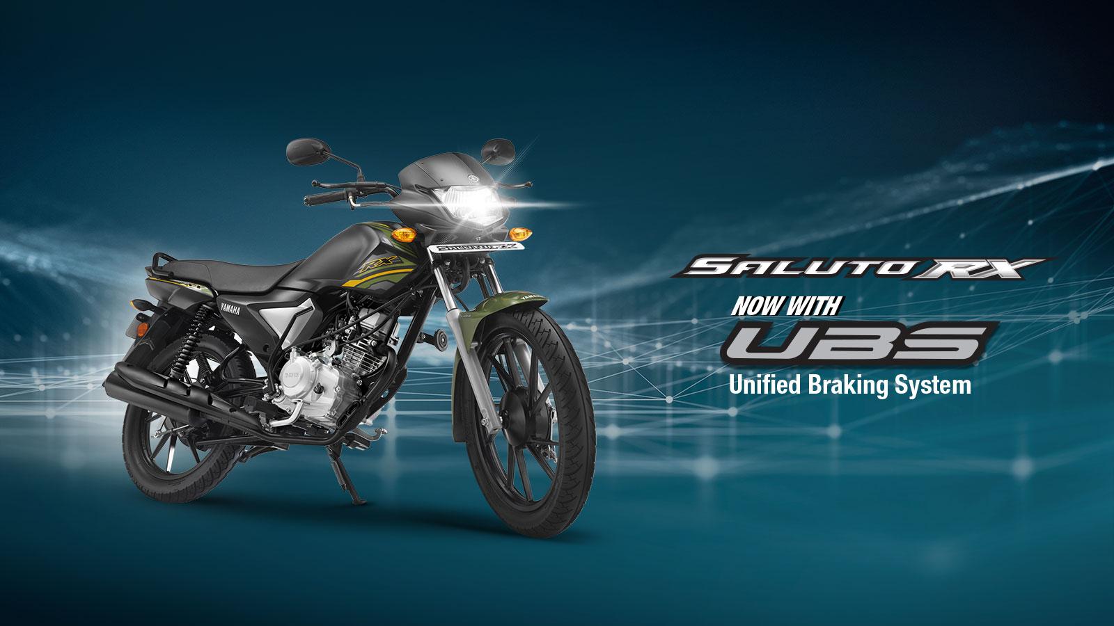 Yamaha Saluto RX Price, Model, Mileage, Specs, Images | India Yamaha