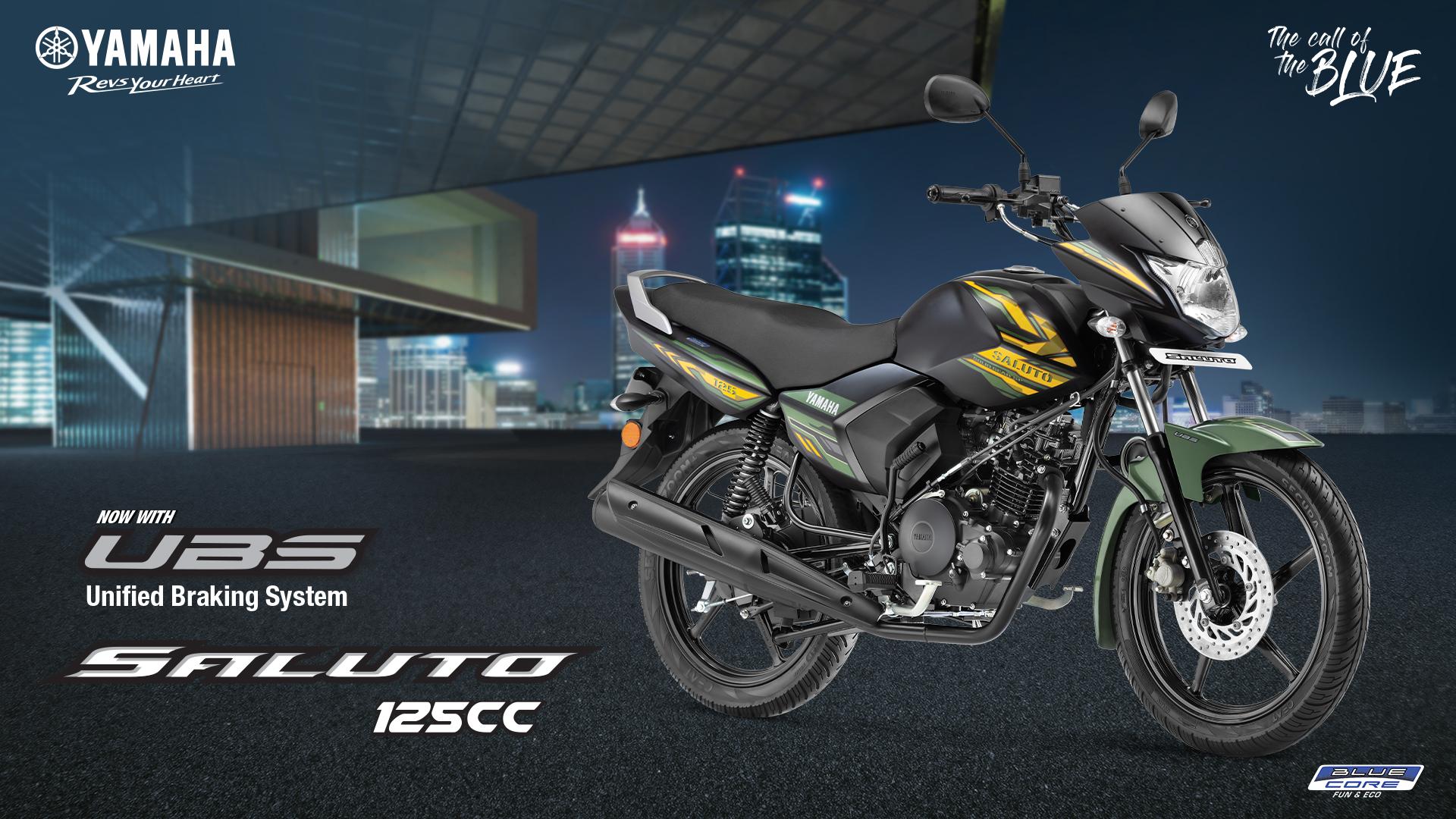 Yamaha Saluto Price, Model, Mileage, Specs, Images | India Yamaha Motor