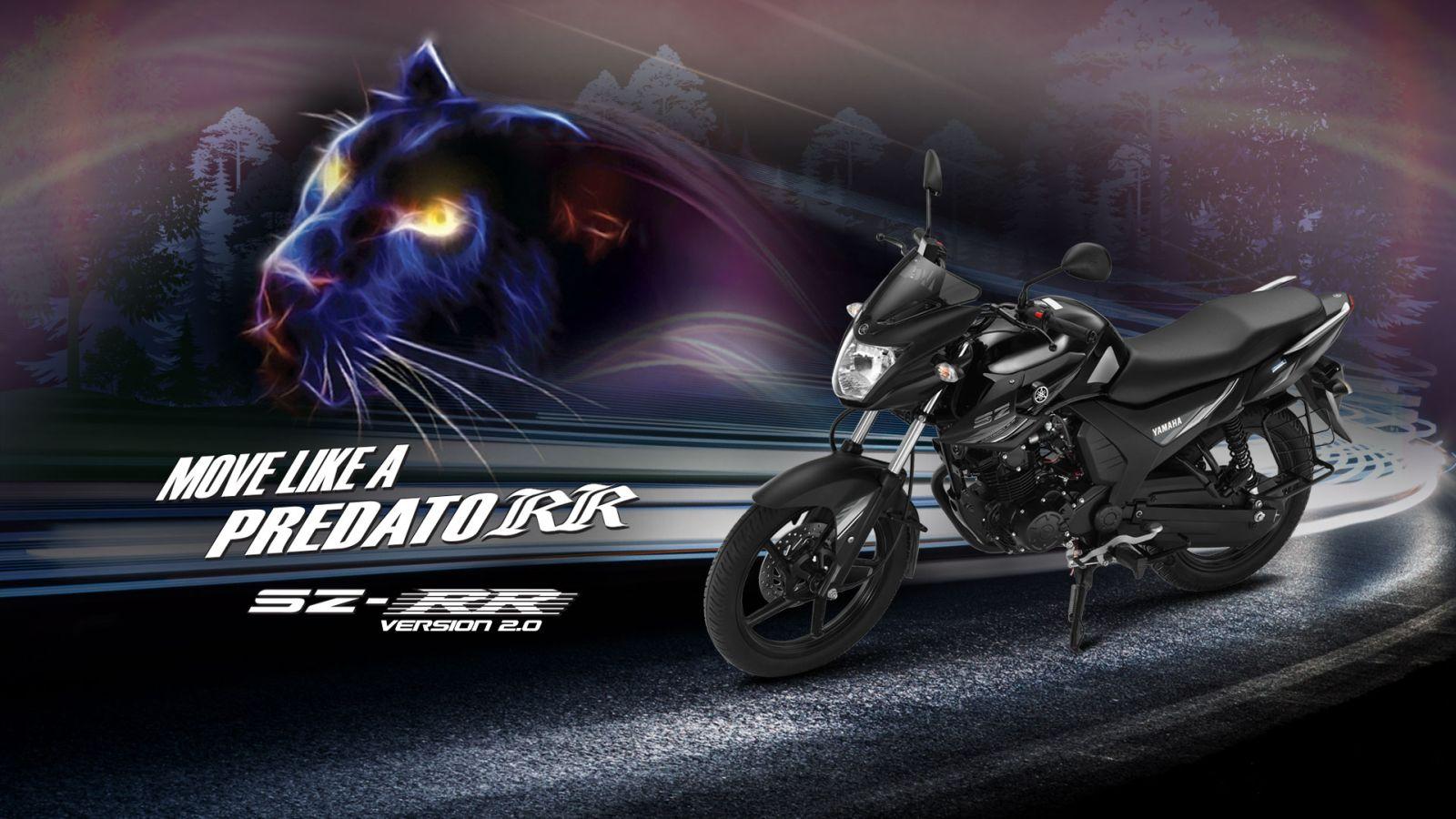 Yamaha SZ RR Bluecore Price, Model, Mileage, Specs, Images