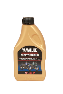 10W40 Motor Oil >> YAMALUBE Sporty Premium-800ml SL 10W40 Fully Synthetic ...