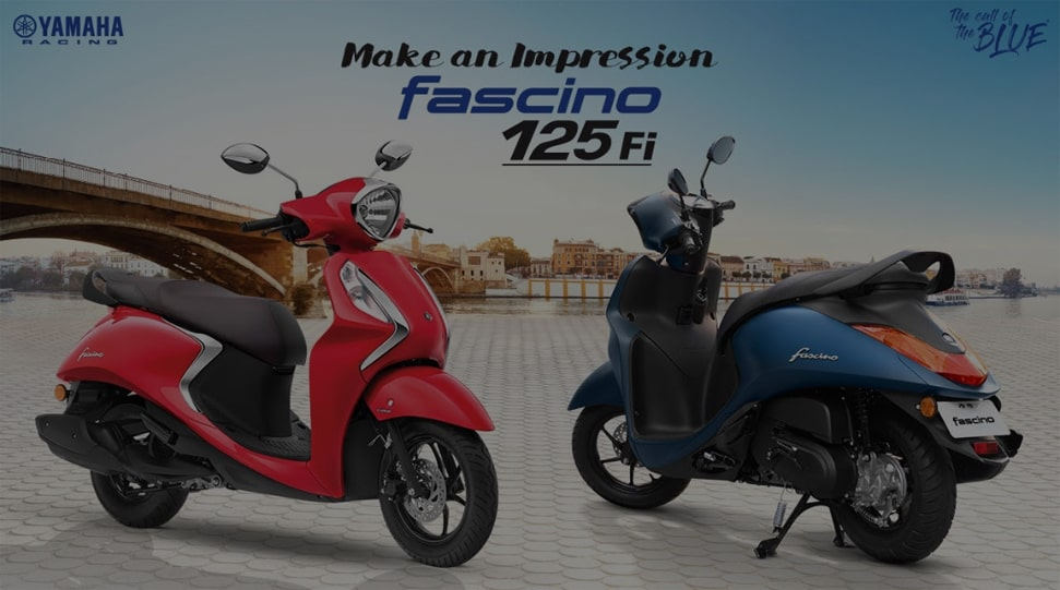 All New Fascino 125 Fi - Official TVC